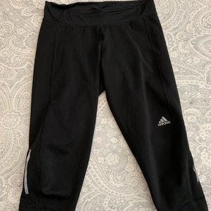 Juniors Adidas yoga pants
